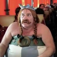 Video: Depardieu makes fun of Dublin flight urination incident