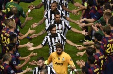 Pepe reveals Juventus' post-Champions League final Whatsapp conversation