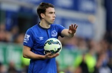 Man United launch €20 million bid to bring Seamus Coleman to Old Trafford - reports