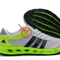 Runners... you've been tying your laces wrong your entire life