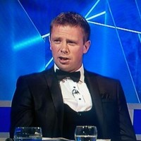 There was a tux on the Sunday Game last night and nobody could handle it