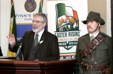 Last-ditch attempt to stop Sinn Féin 'hijacking' 1916 centenary is 'laughable'