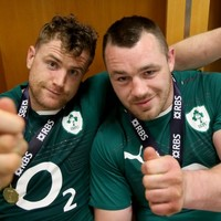 Toughest, talkative, inspirational? A dozen team-mate questions for Jamie Heaslip