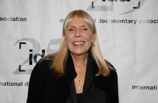Joni Mitchell is 'talking again but hasn't walked' after aneurysm