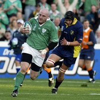 'At scrum time, God it was punishing stuff': Keith Wood looks back on a run-in with Romania
