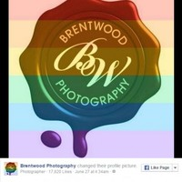 A photographer lost a client over gay pride but had this perfect response to them