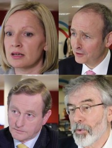 Ireland's next Taoiseach, ranked from most to least likely