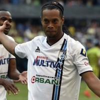 Ronaldinho's search for a new club appears to be over