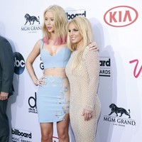 Iggy Azalea tried to blame Britney Spears for their song flopping, but Brit isn't having it
