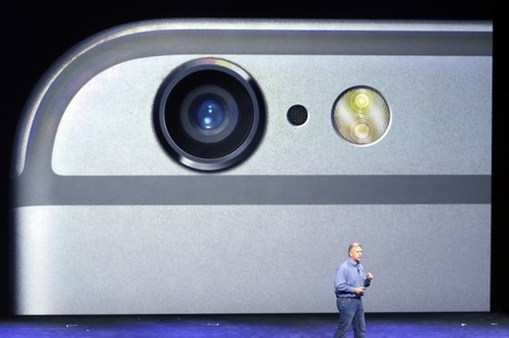 Sony provides image sensors for a number of smartphones like the iPhone 6.
