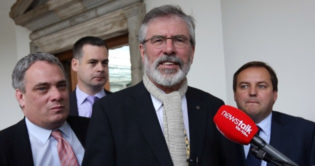Sinn Féin insists it doesn't have a bullying problem