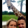 An Irish couple on holiday just scored the greatest photobomb