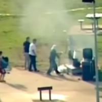 Watch: Inmates stage riot as Australian authorities introduce prison smoking ban
