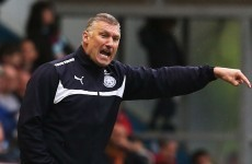 Nigel Pearson has been sacked by Leicester City tonight