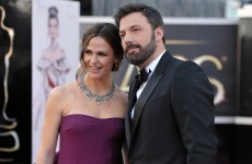 Ben Affleck and Jennifer Garner are getting divorced and romance is dead