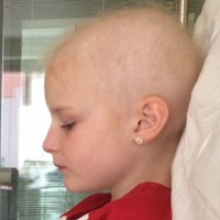 This eight-year-old's cancer fight has led to a big change for other children