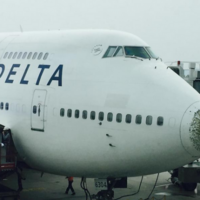 Violent hailstorm leaves plane with a hole in its nose