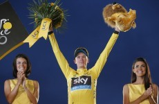 Manchester United legend to join Tour De France winner at this year's Web Summit