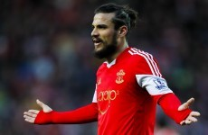Southampton have terminated record signing Dani Osvaldo's contract