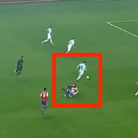 Lionel Messi's glorious piece of skill was the highlight of last night's Copa semi
