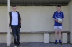'It was brief' - The young fella from Moone Boy on why he never made it as a GAA player