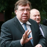 Was Brian Cowen a good finance minister?