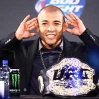 Aldo: Interim belt is a toy for McGregor to show his drunk Irish friends