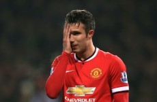 Van Persie being forced out of United and all of today's biggest transfer rumours