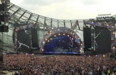 Here's why AC/DC's Aviva gig could be heard all over Dublin last night