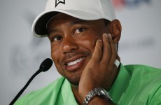 Tiger Woods' agent denies reports he's been sleeping with another golfer's ex