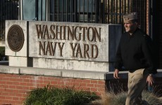 "Police respond to ""active"" gunmen at US Navy base in Washington DC - but it was a false alarm"
