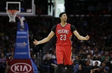Anthony Davis shows just why he's worth $145 million