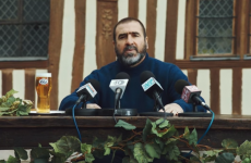 Eric Cantona pledges to swim the English Channel if you say French beer is best