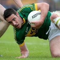 Declan O'Sullivan is now helping coach the next generation of Kerry footballers