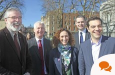 'Using Greece as an argument not to vote Sinn Féin is a political smear'