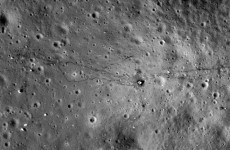 New Moon photos show rubbish and tracks from earliest Apollo missions