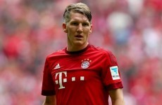Bayern's sporting director offers Man United hope in their pursuit of Schweinsteiger