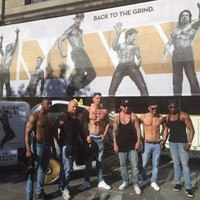 23 honest thoughts we had at the Magic Mike XXL Irish premiere