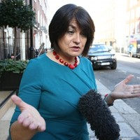 People cannot get over Fidelma Healy-Eames and her 'wiffy code'