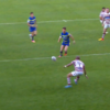 Rugby league gave us another outrageously instinctive piece of skill yesterday