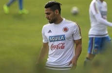 Chelsea have signed Radamel Falcao on a season-long loan