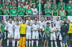 Irish hockey team on course for a place at 2016 Olympics after a historic victory today