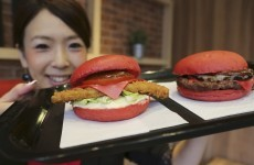 Burger King's red burgers are a clever way of saving money
