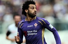 Fiorentina are planning to sue Chelsea's Mohamed Salah