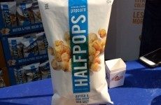Popcorn kernels, wine ice cream... here are the new snack trends to watch out for
