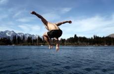 Hugh Cahill's New Zealand diary: Day 1