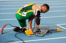 Pistorius leaves BBC interview after being called an 'embarrassment'