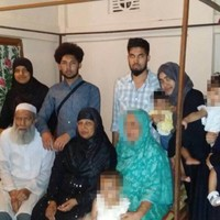 Family of 12 thought to have travelled to Syria to join Islamic state group