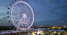 Fault leaves dozens stranded on one of the world's largest Ferris wheels