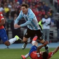 Messi's family attacked as Argentina lose the Copa America final
